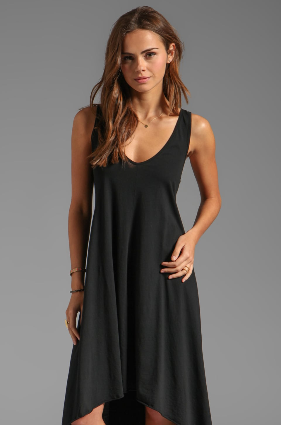 Nation LTD Melrose Dress in Black