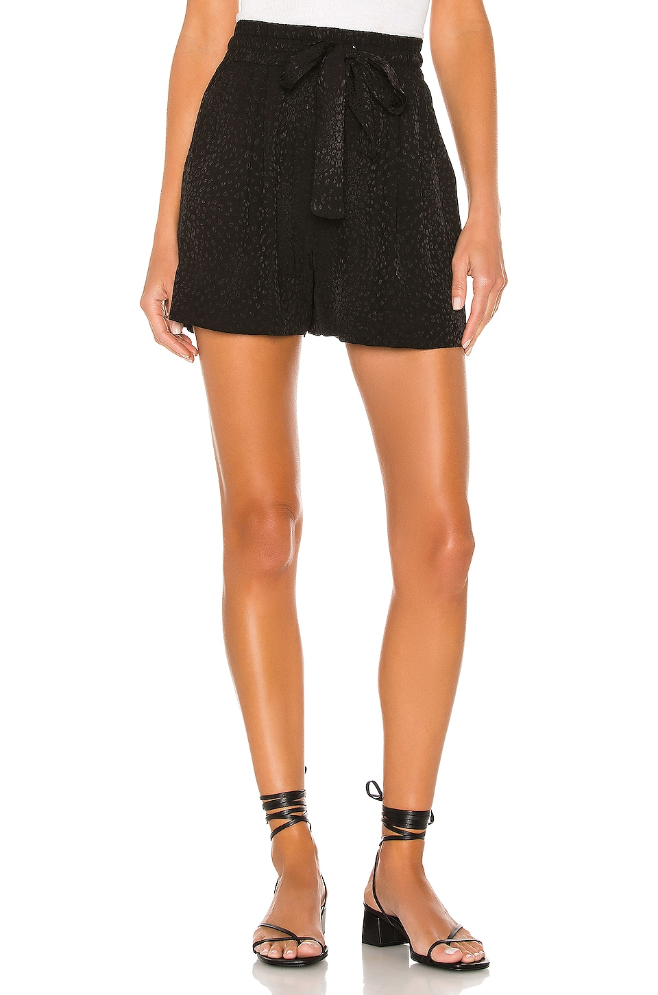 Nation LTD Barcelona Short en Black