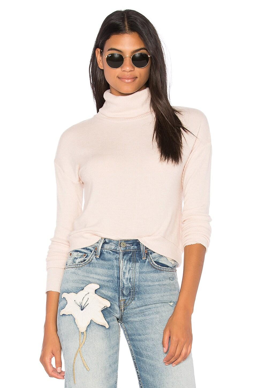Hi Lo Turtleneck Sweater