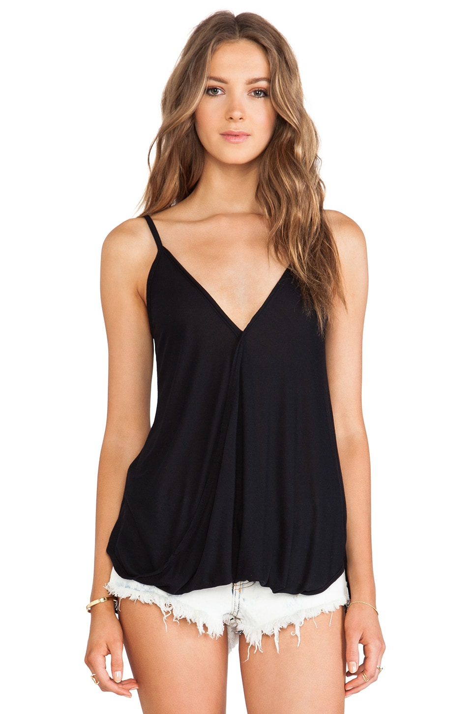 Nation LTD Westwood Cami in Black