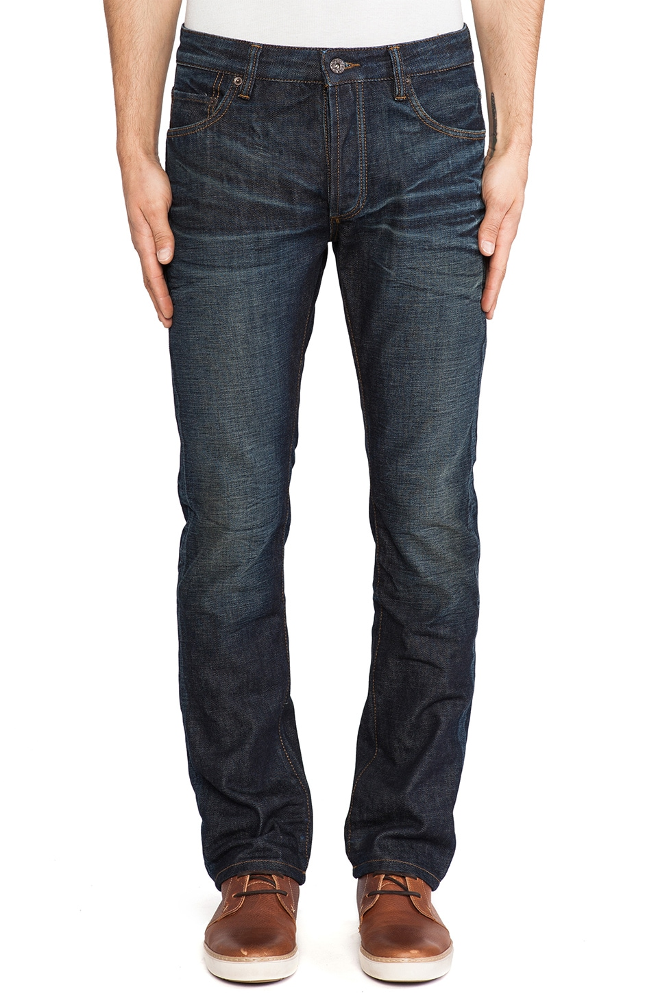 Natural Selection Denim Narrow in Alpha
