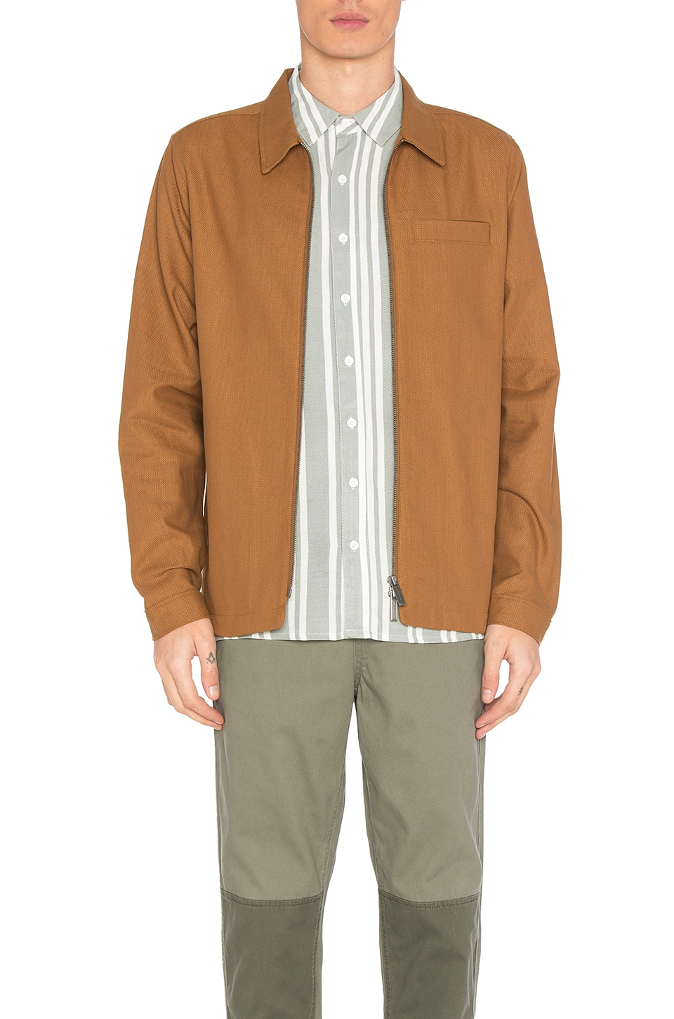 Hemmit Jacket by Native Youth