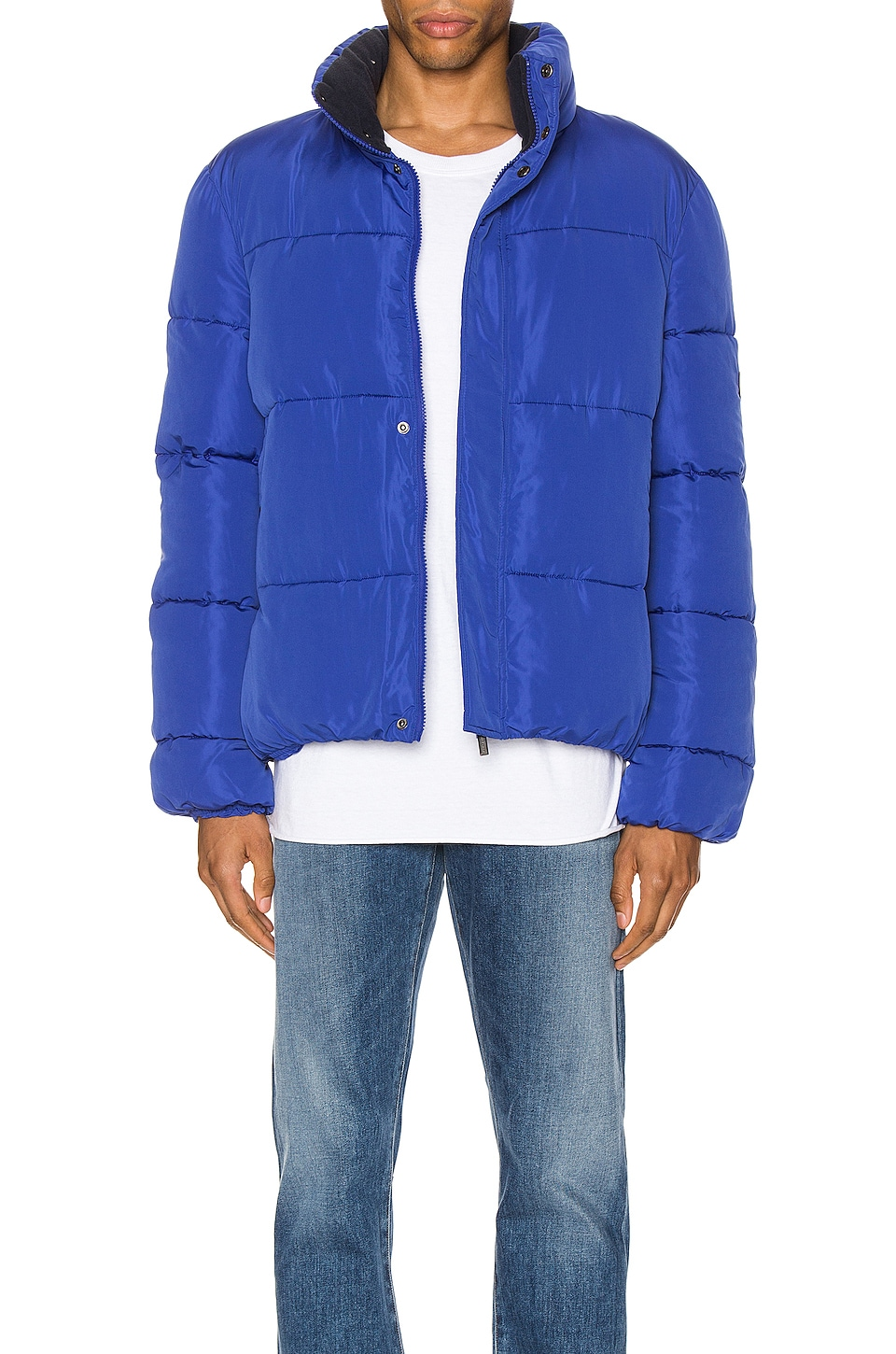 Native Youth Pioneer Puffa in Blue