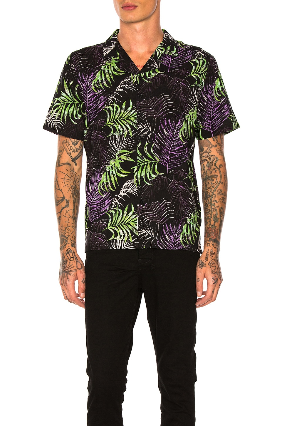 Hornsea Shirt by Native Youth