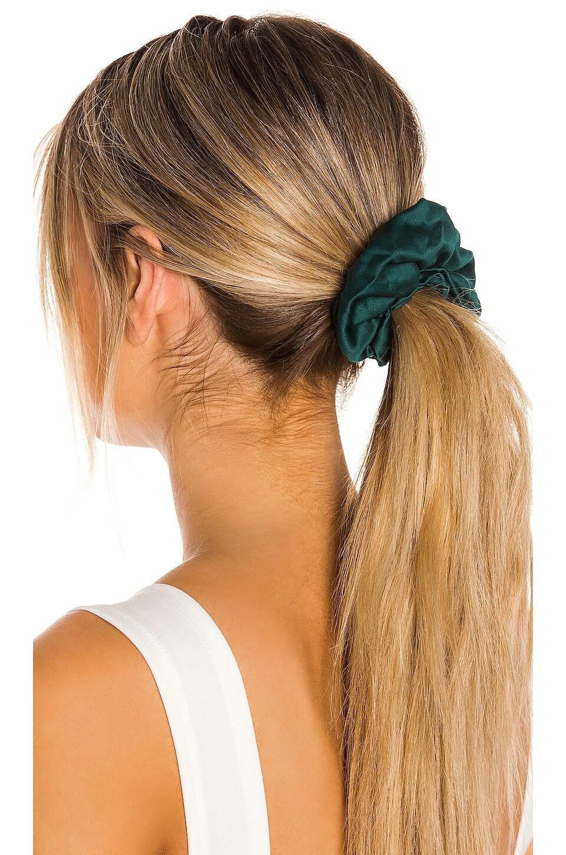 NBD Scrunchie in Emerald Green