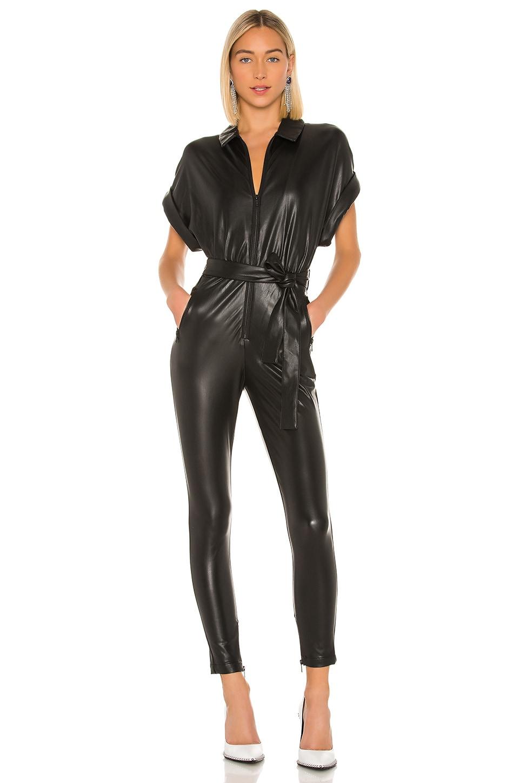 NBD Reckless Jumpsuit in Black