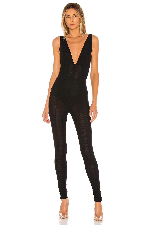 NBD Elena Jumpsuit in Black