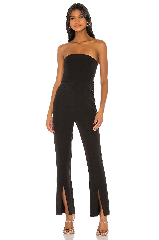 NBD Leena Jumpsuit in Black