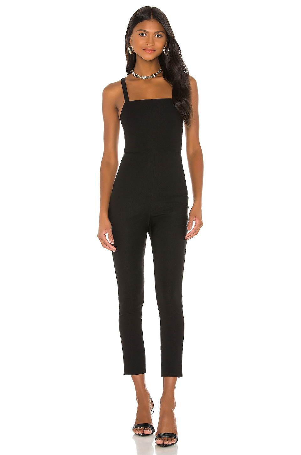 NBD Kalila Jumpsuit in Black