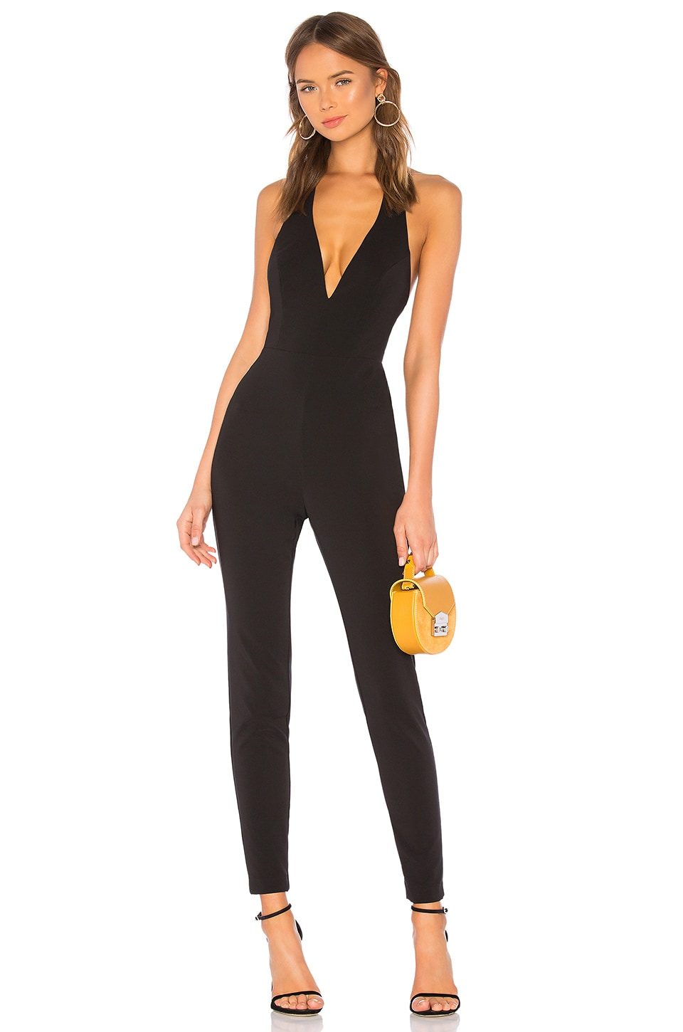 NBD Gene Catsuit in Black