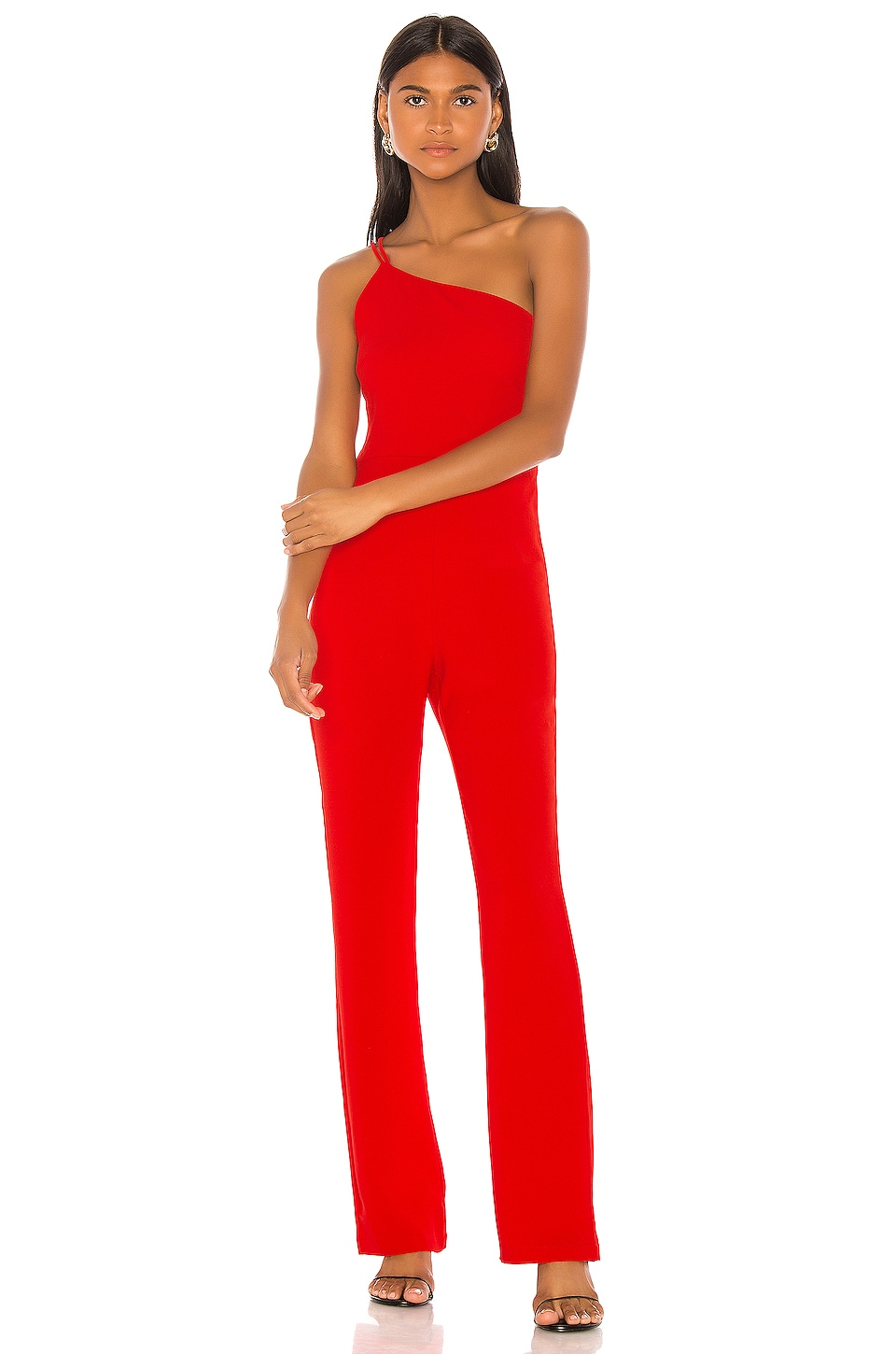 NBD Mariella Jumpsuit in Red