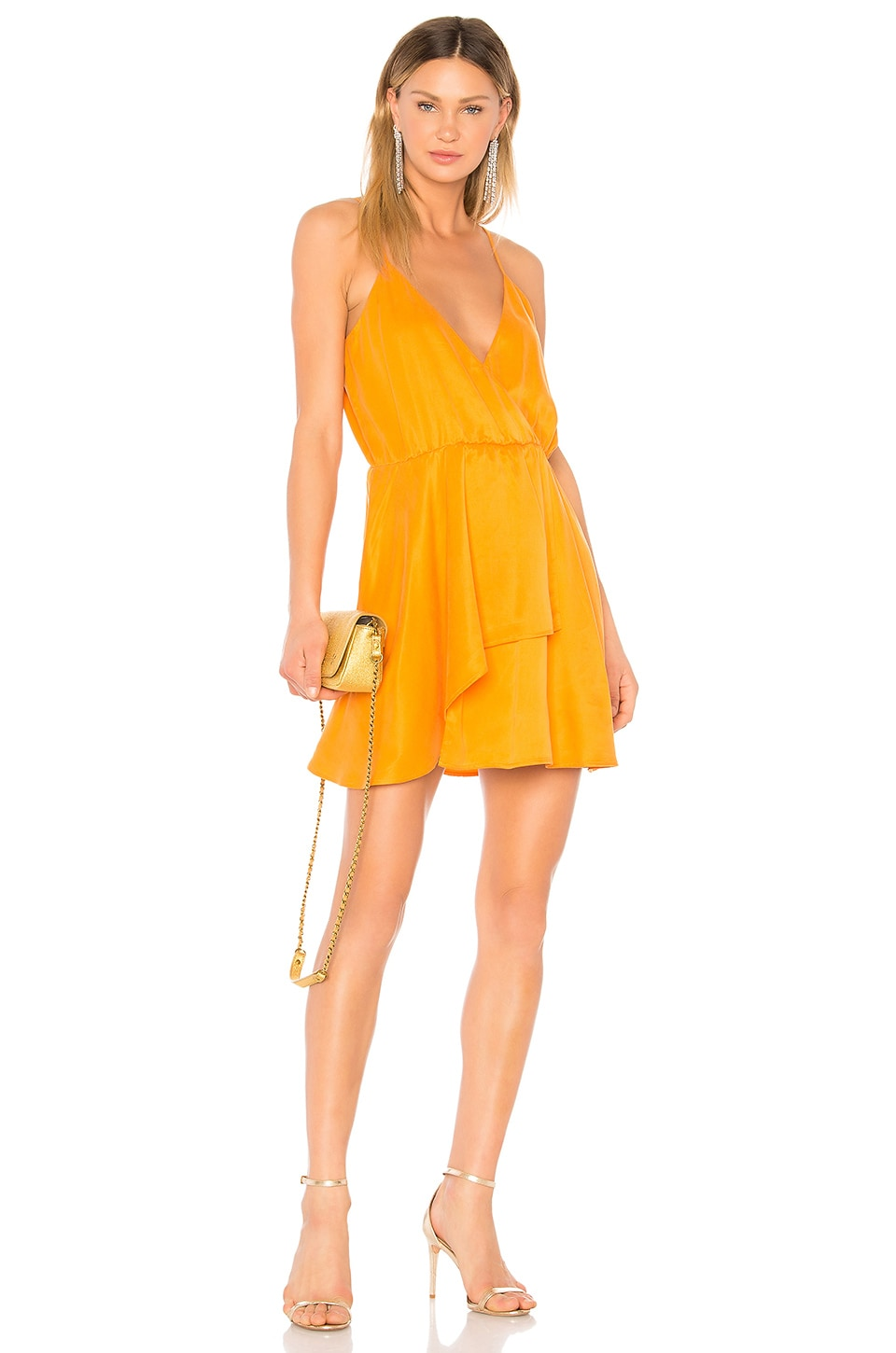 Chels Dress in Yellow. - size S (also in M,XS) NBD