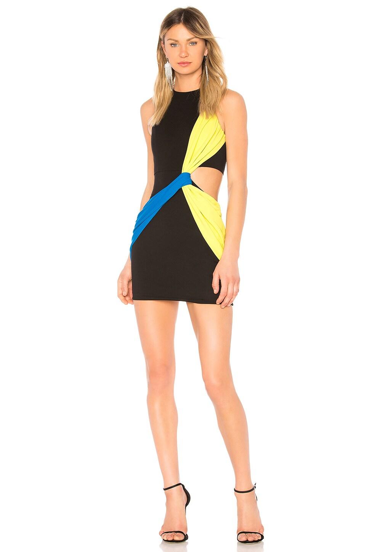 Don't Get It Twisted Mini Dress