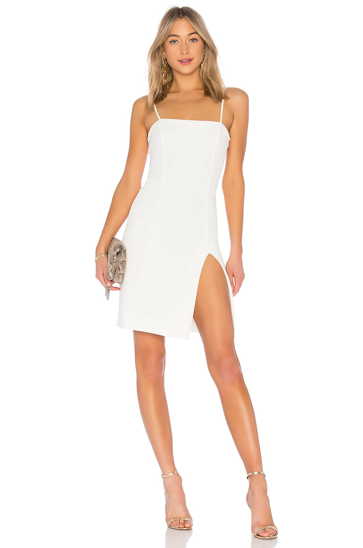 NBD Cosmopolitan Dress in Ivory