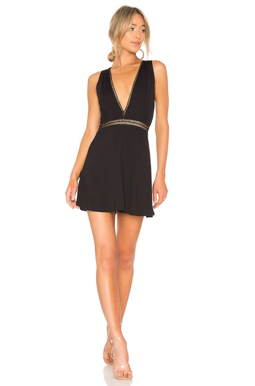 NBD Unforgiven Dress in Black