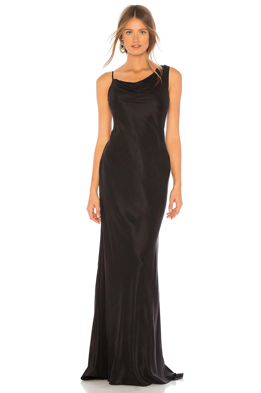 NBD Anvi Gown in Black