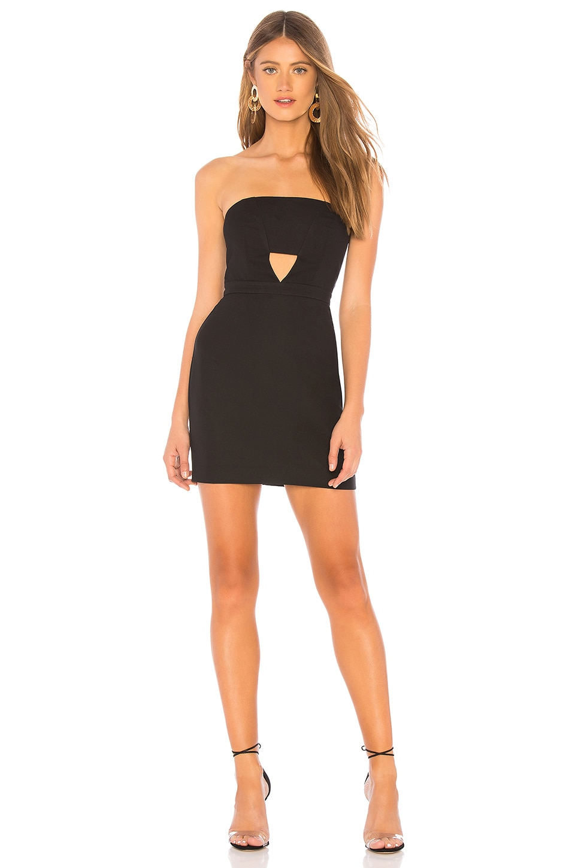 NBD Emma Dress in Black