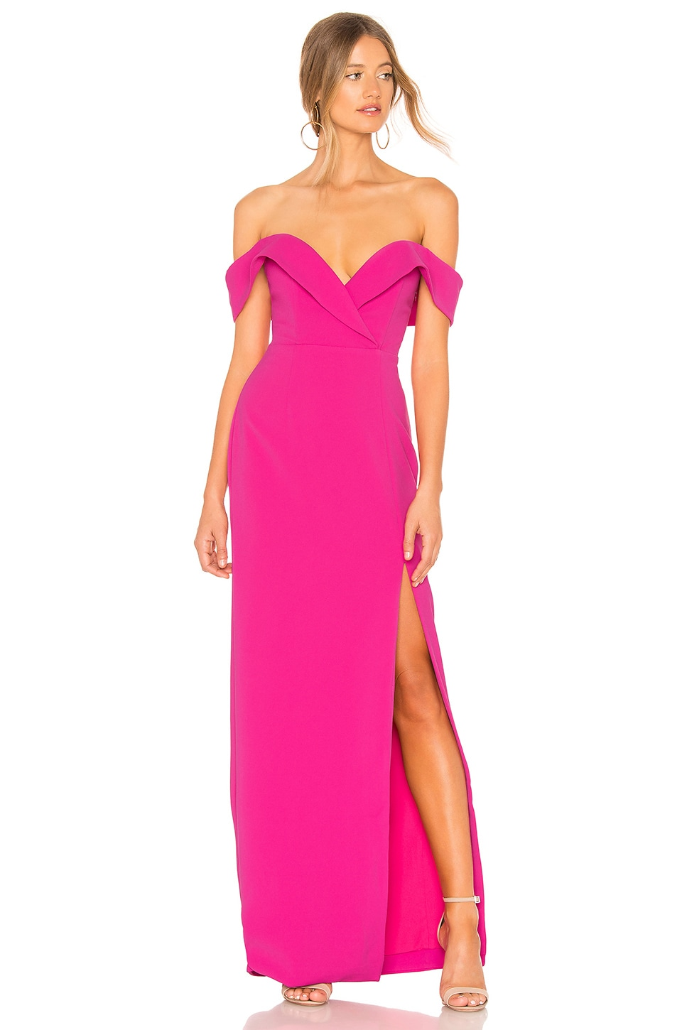 NBD Samuel Gown in Pink