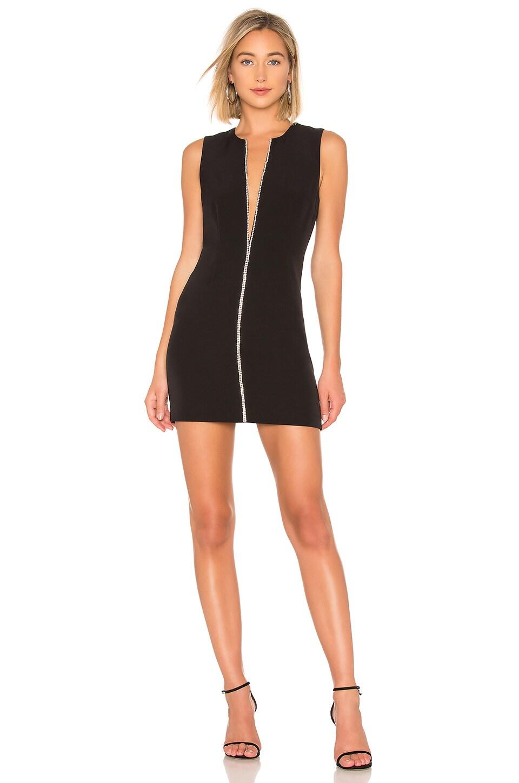NBD Phineas Mini Dress in Black