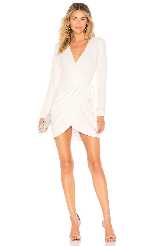 NBD Lola Dress in White