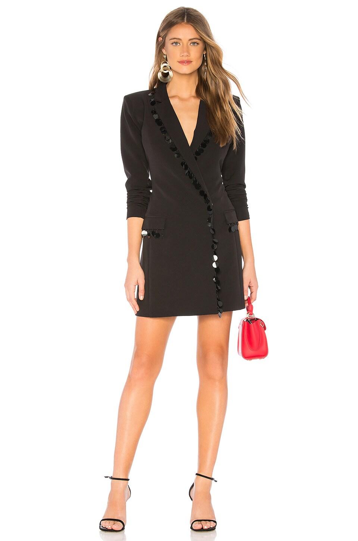 NBD Payton Blazer Dress in Black
