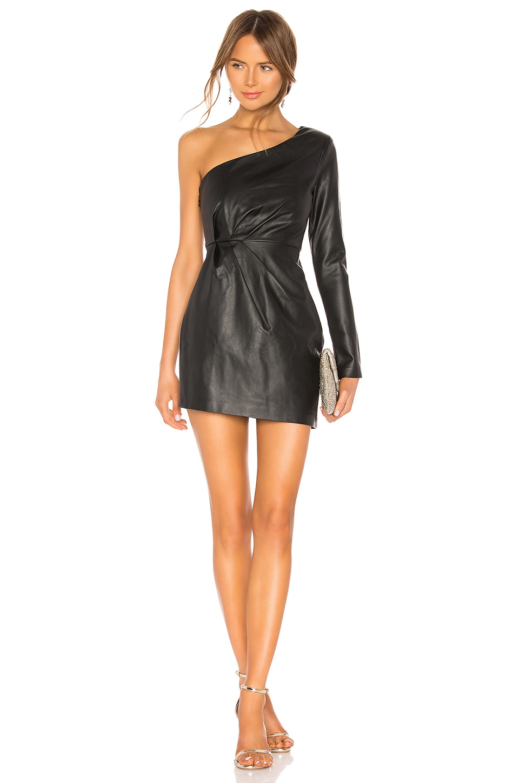NBD Senia Mini Dress in Black