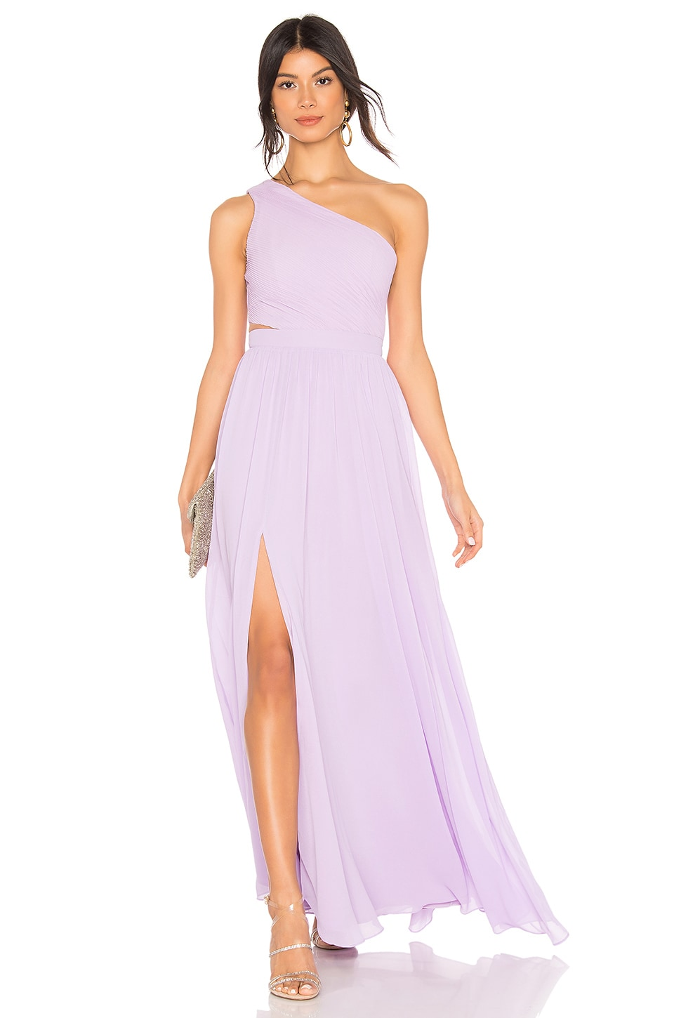 NBD Australis Gown in Lilac