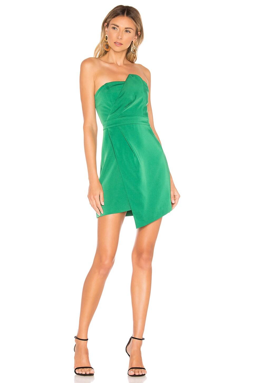NBD Mataya Bodycon Dress in Kelly Green