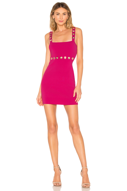 NBD x Naven Jocelyn Dress in Virtual Pink