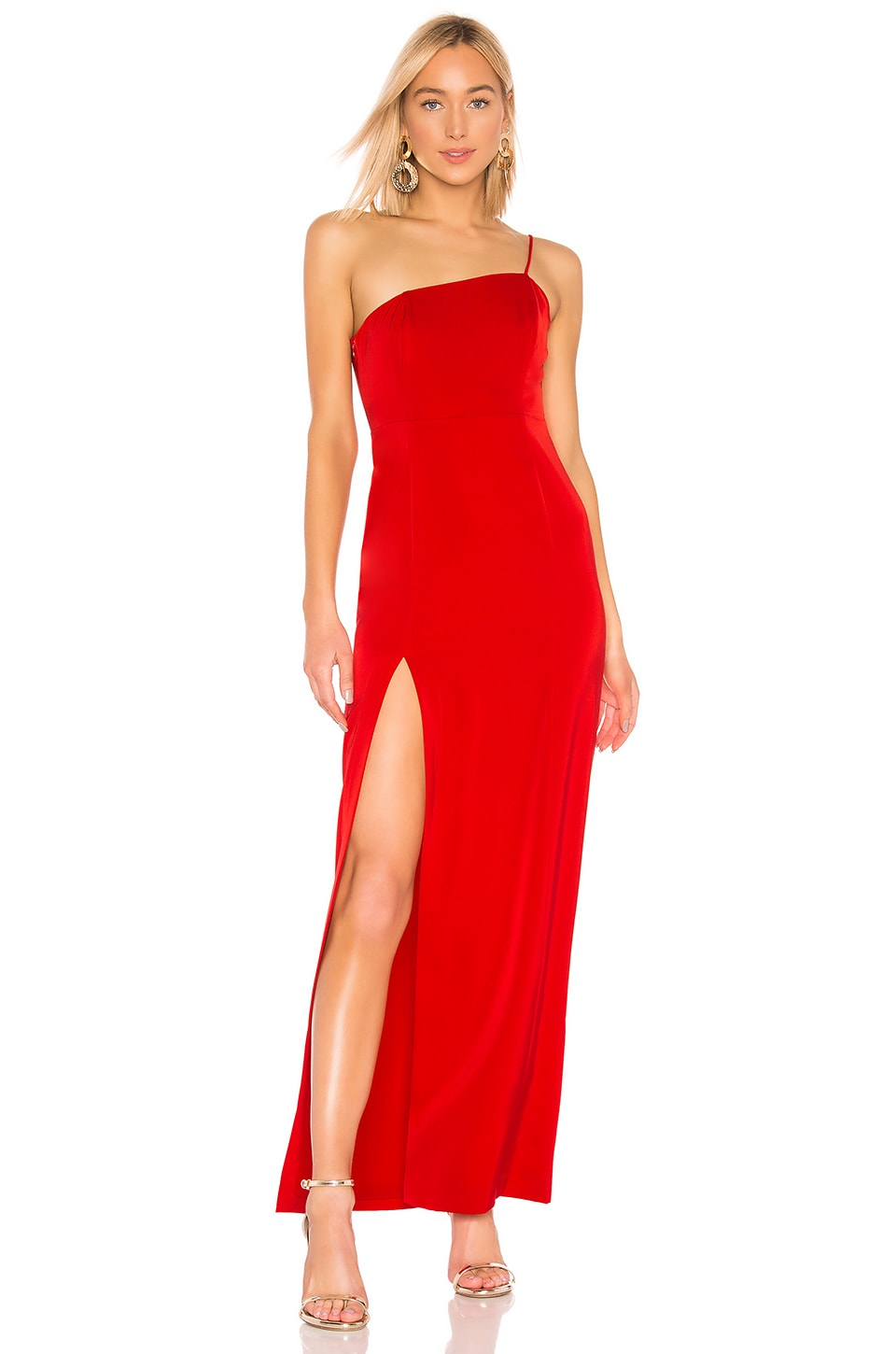 NBD Comtesse Gown in Red
