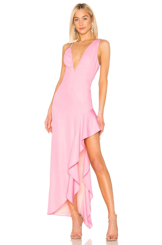NBD Lordanova Gown in Pink