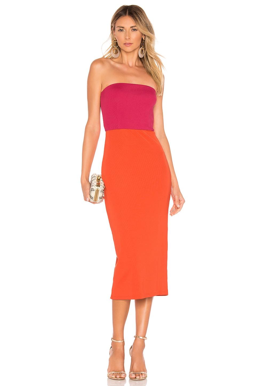 Kyra Midi Dress             NBD                                                                                                                                         Sale price:                                                                       CA$ 226.77                                                                  Previous price:                                                                       CA$ 282.40 1