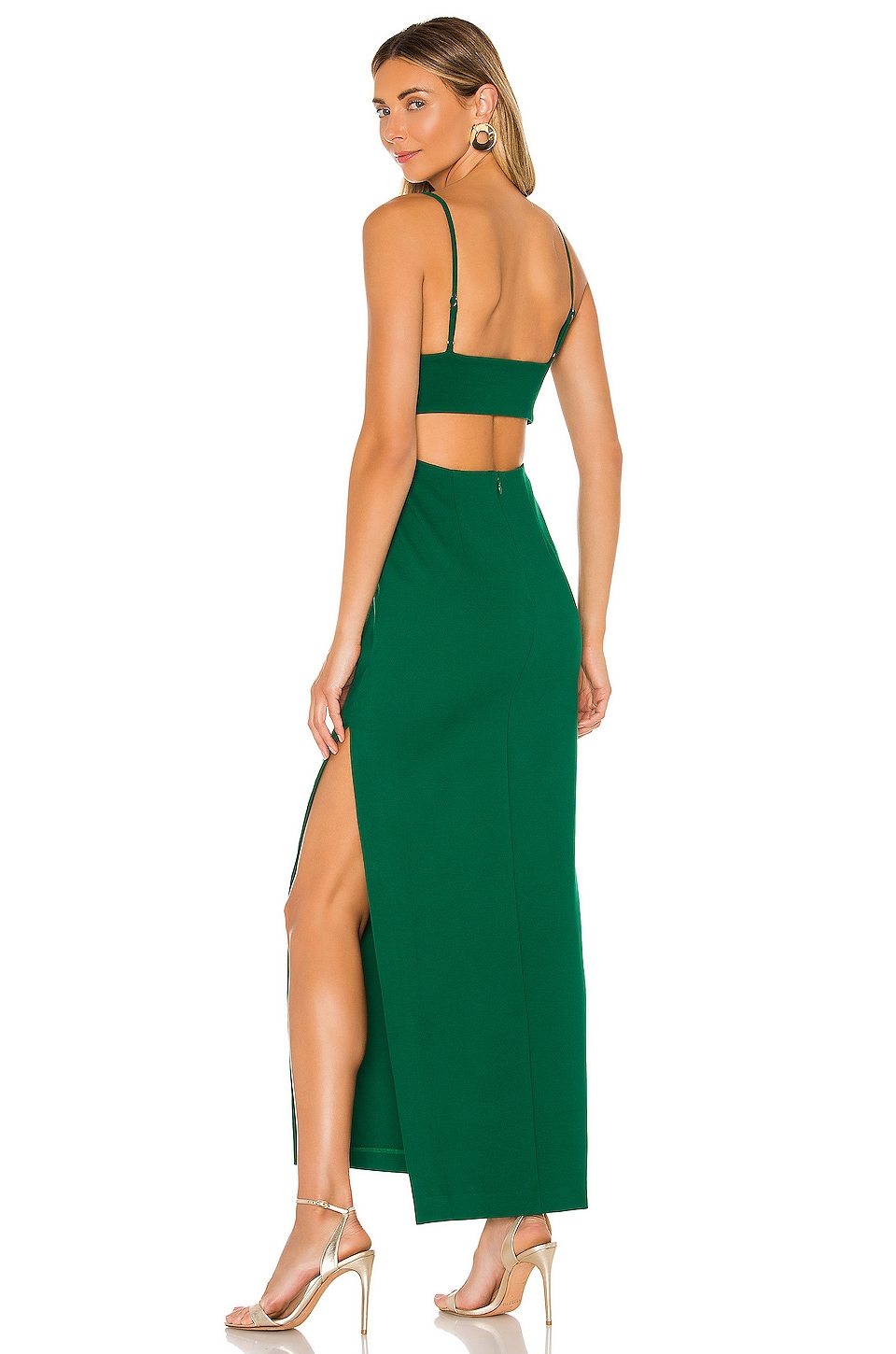 NBD Yuni Gown in Green