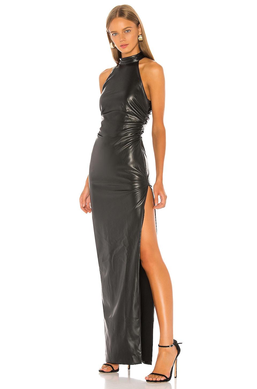 NBD Chloe Gown in Black
