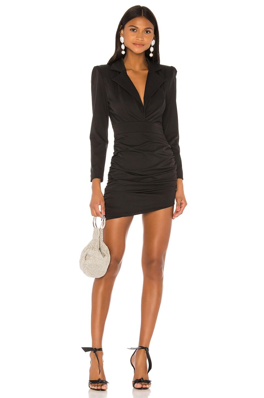 NBD Joni Suit Dress in Black
