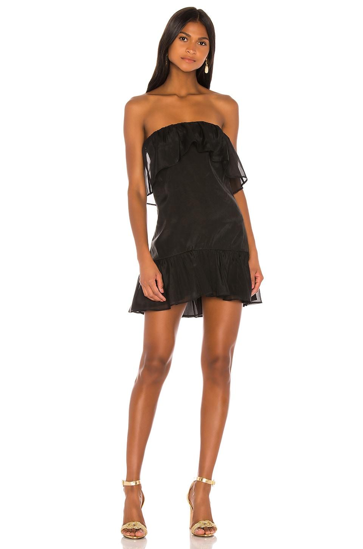 NBD Kathy Mini Dress in Black
