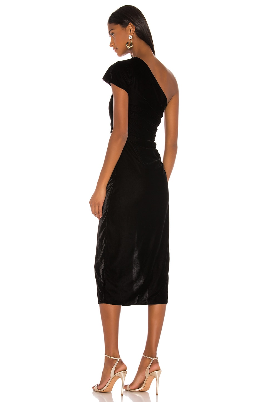 Selene Midi Dress, view 3, click to view large image.