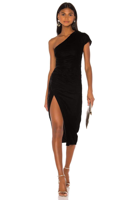 Selene Midi Dress, view 4, click to view large image.