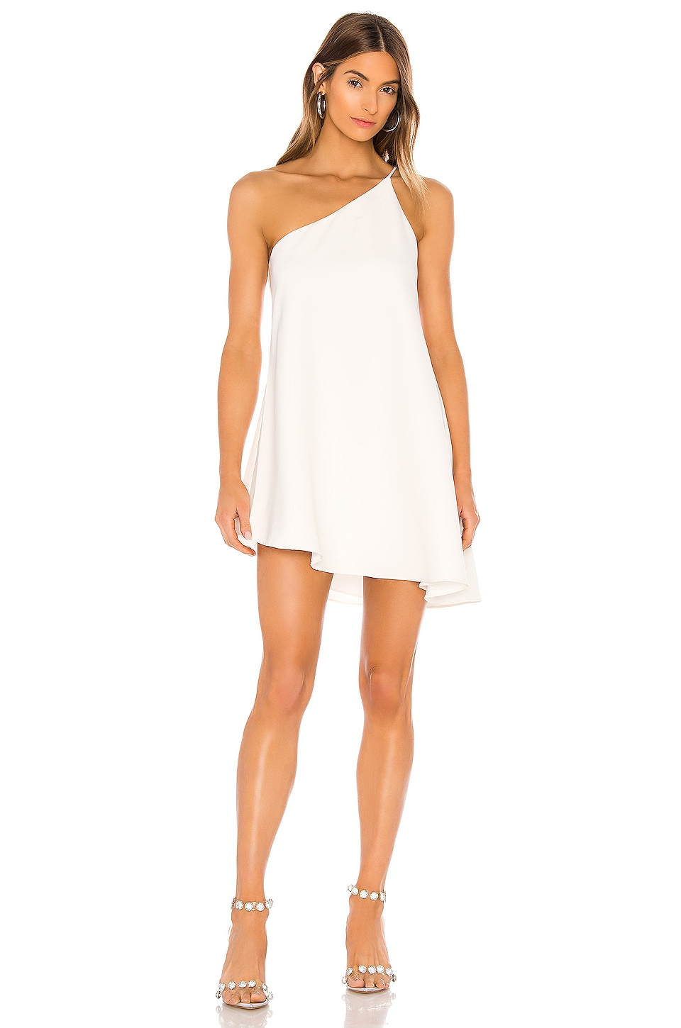 NBD Antoni Mini Dress in White