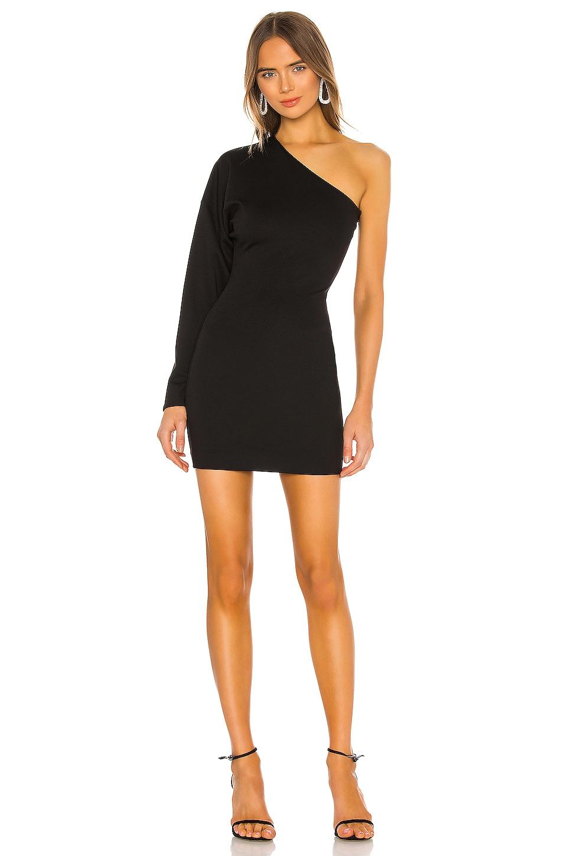 NBD Matty Mini Dress in Black