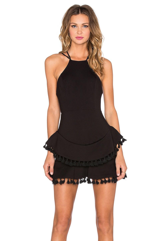 NBD Uh Huh Honey Dress in Black