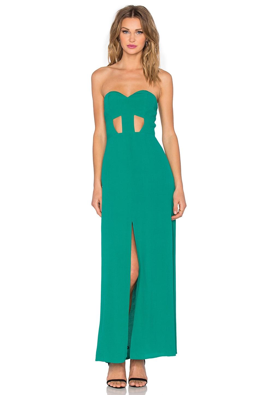 Naven blue maxi dress