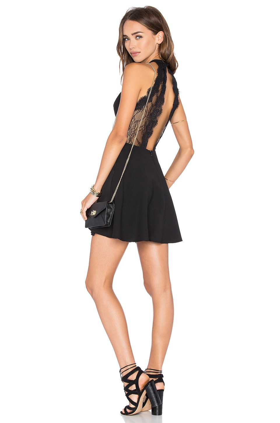 NBD Gimmie More Dress in Black