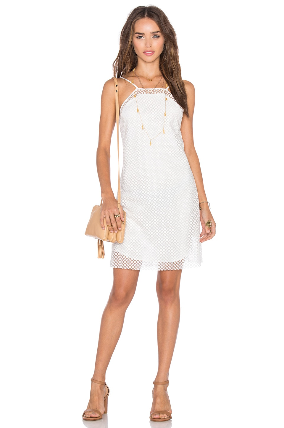NBD Memories You Call Dress in Ivory