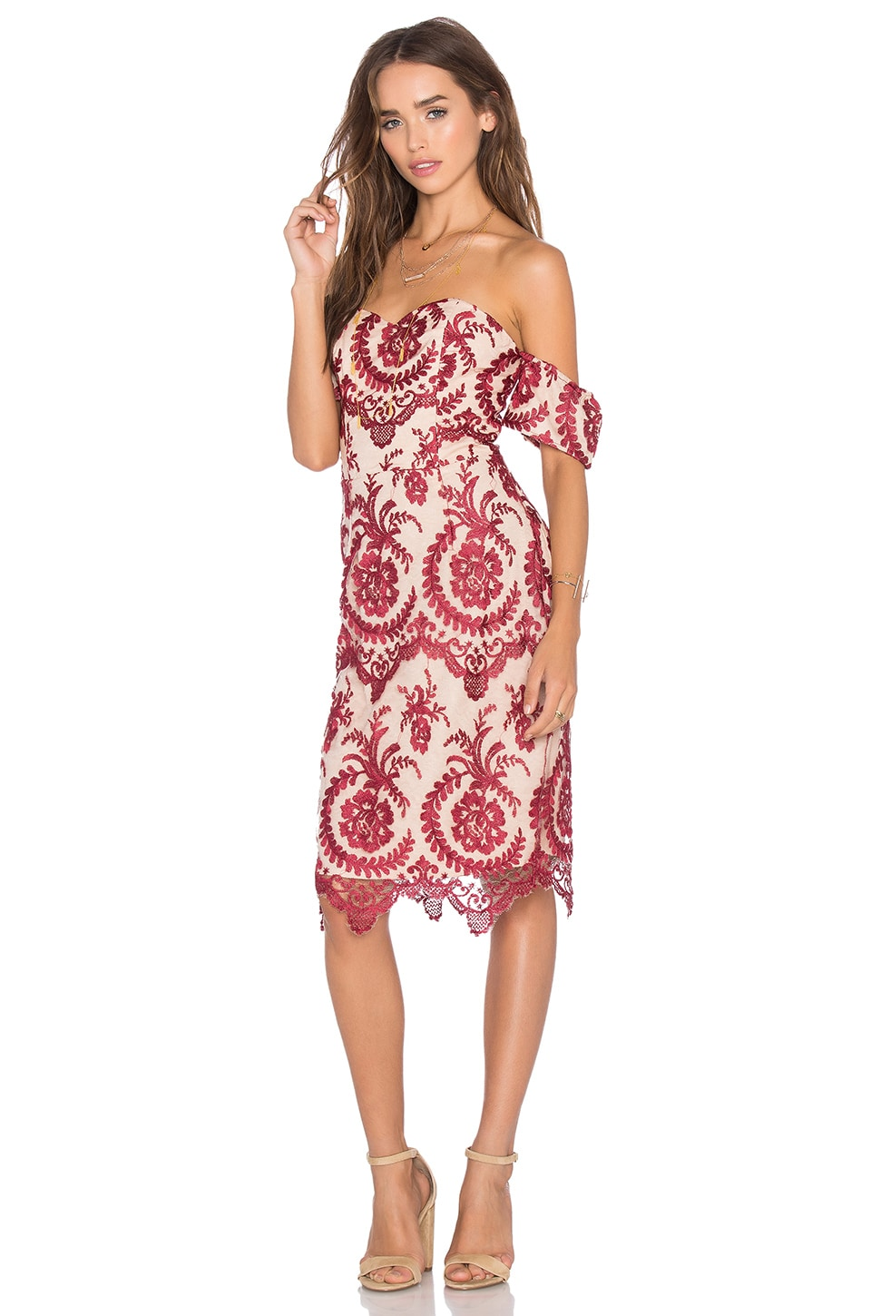 x REVOLVE Beaux Dress by NBD