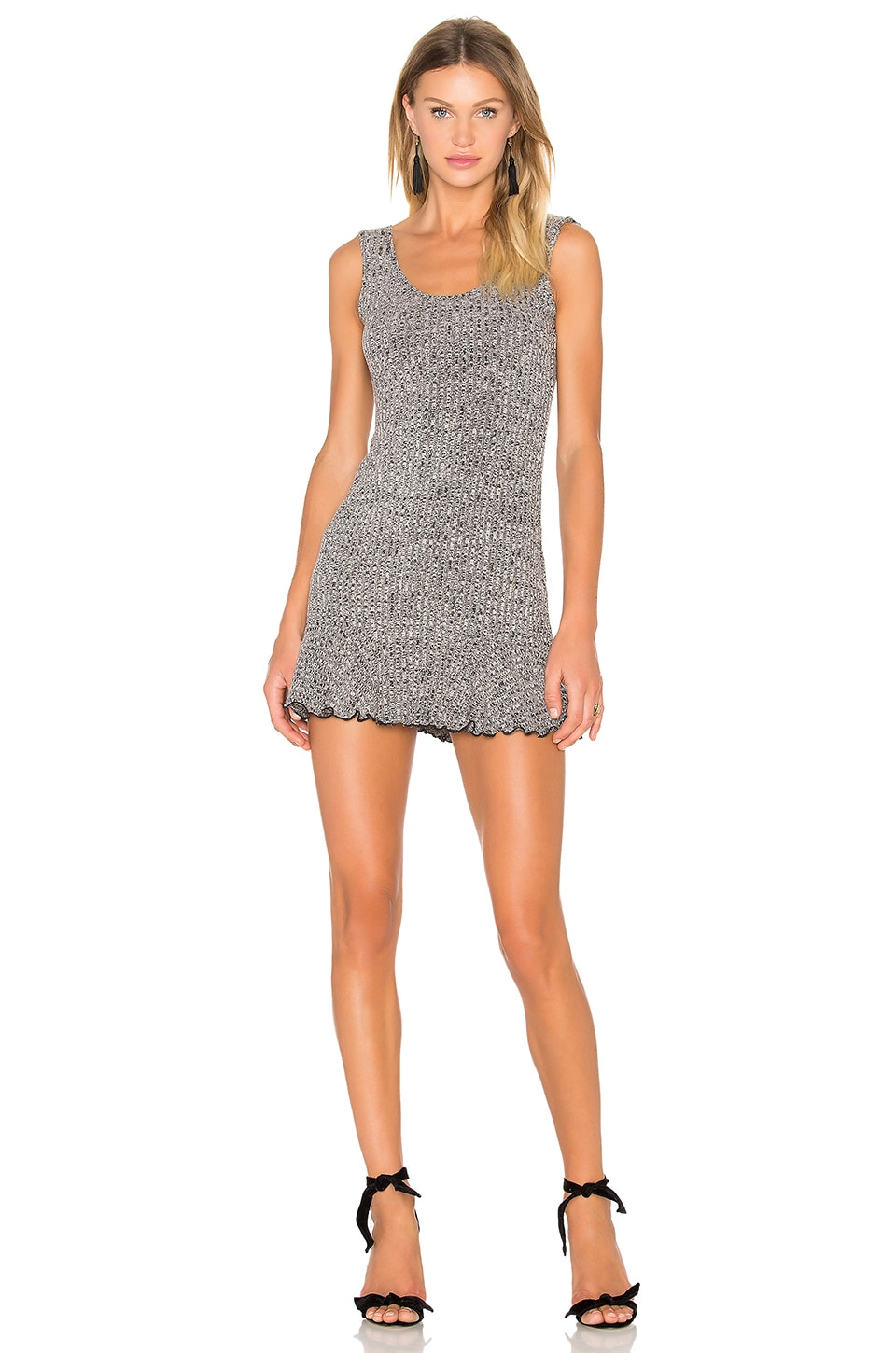 x REVOLVE There's Time Ribbed Dress by NBD
