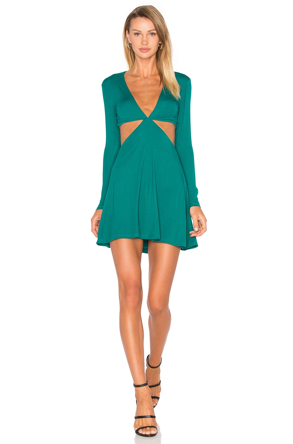 x Naven Twins Infatuation Fit & Flare by NBD