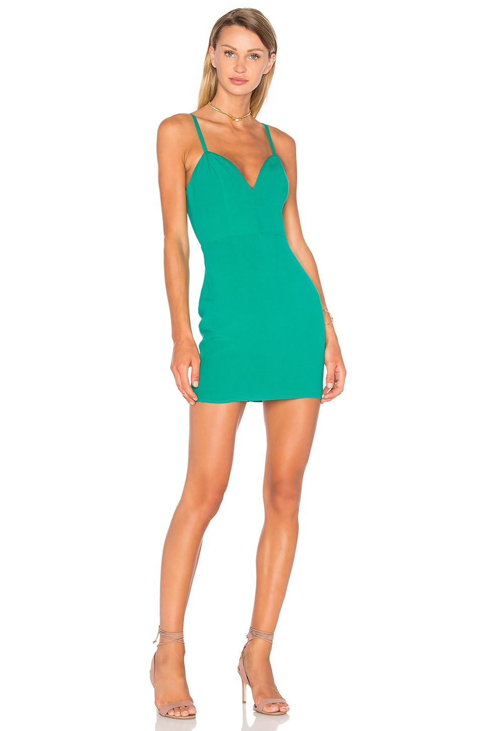 x Naven Twins Not Your Babe Dress by NBD