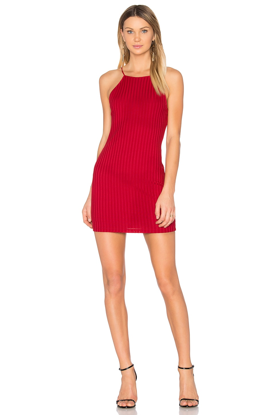 NBD Megan Mini Dress in Paprika