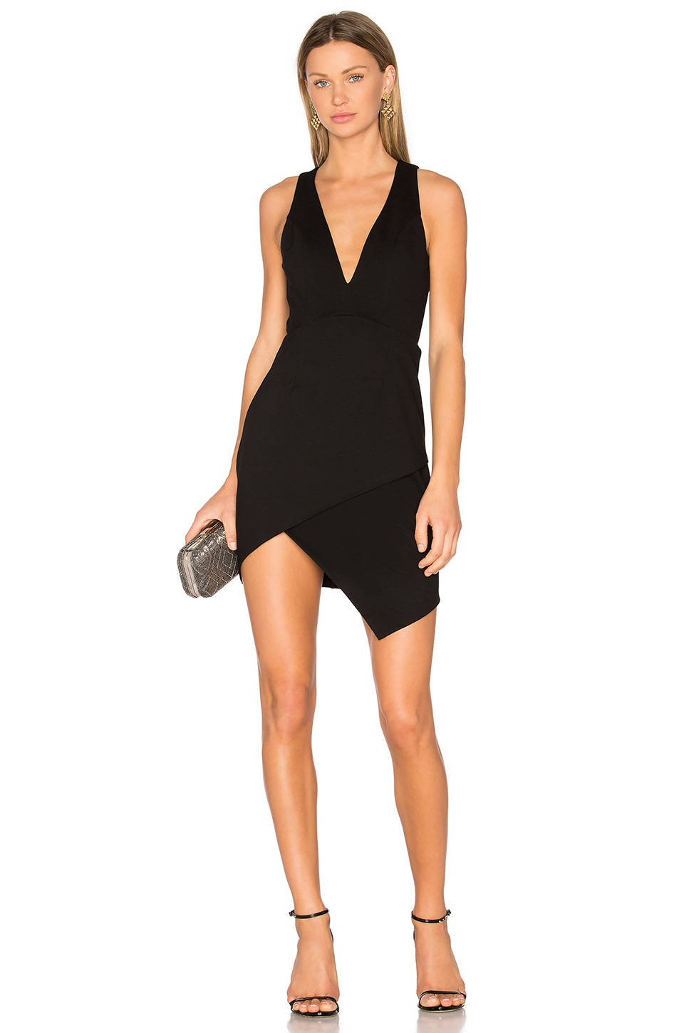 NBD Dries Dress in Black